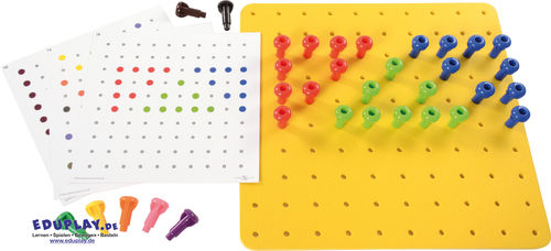 Giant Peg Board Set - Steckspiel